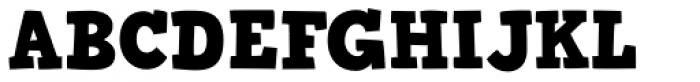 HVD Comic Serif Pro Font UPPERCASE