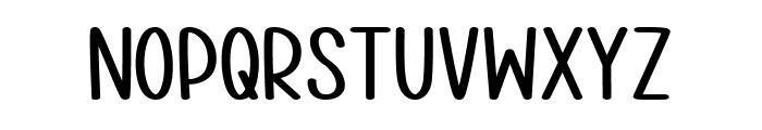 Hwyl fawr Hello Font UPPERCASE