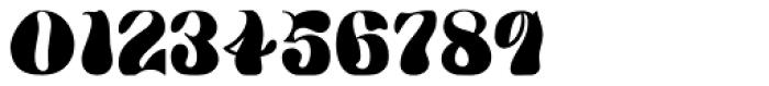 HWT Arabesque Font OTHER CHARS
