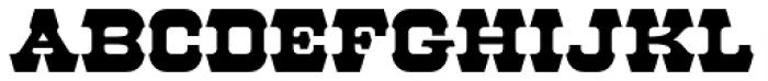 HWT Archimedes Font UPPERCASE