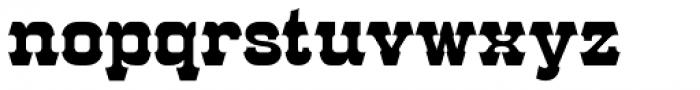 HWT Archimedes Font LOWERCASE