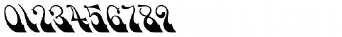 HWT Bulletin Script Two Font OTHER CHARS