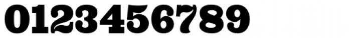 HWT Slab Antique Font OTHER CHARS