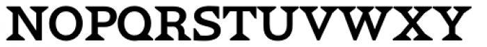 HWT Van Lanen Font LOWERCASE