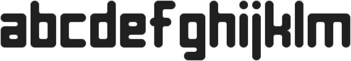 HYPE ttf (400) Font LOWERCASE