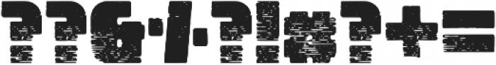 Hyperion Regular otf (400) Font OTHER CHARS