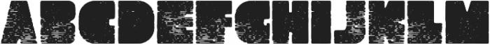 Hyperion Regular otf (400) Font LOWERCASE