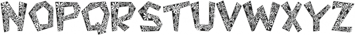 Hyppolit otf (400) Font UPPERCASE