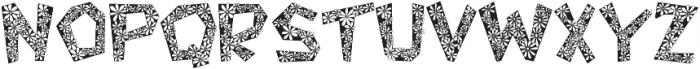 Hyppolit otf (400) Font LOWERCASE