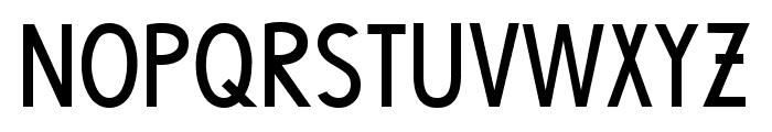 HYPE Bold Font UPPERCASE