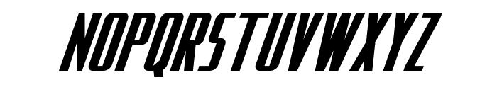 Hydro Squad Font UPPERCASE