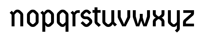 HydrophiliaLiquid Font LOWERCASE