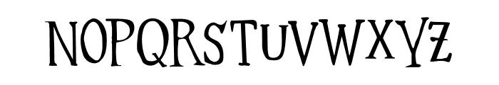 Hyldemoer DEMO Regular Font UPPERCASE