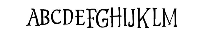 Hyldemoer DEMO Regular Font LOWERCASE