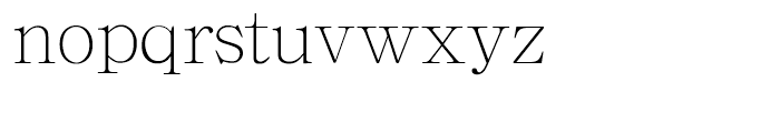 HY Bao Song Simplified Chinese B5 Font LOWERCASE