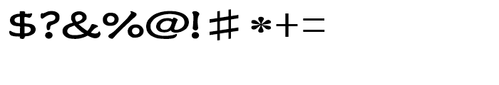 HY Da Li Shu Simplified Chinese BJ Font OTHER CHARS