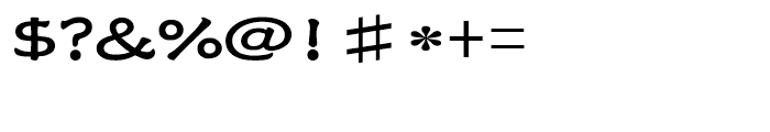 HY Da Li Shu Simplified Chinese J Font OTHER CHARS