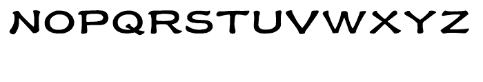 HY Da Li Shu Simplified Chinese J Font UPPERCASE