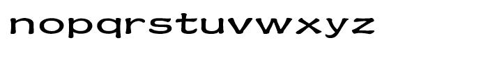 HY Da Li Shu Simplified Chinese J Font LOWERCASE