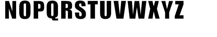 HY Headline Bold Font UPPERCASE