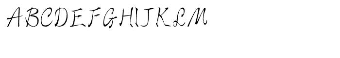 HY Shouin Shu Simplified Chinese J Font UPPERCASE