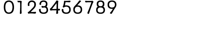 HY TaJa Medium Font OTHER CHARS