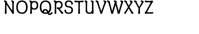HY TaJa Medium Font UPPERCASE