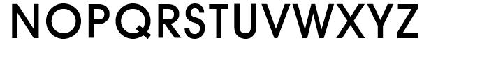 HY Woolungdo Medium Font UPPERCASE