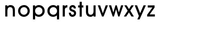 HY Woolungdo Medium Font LOWERCASE