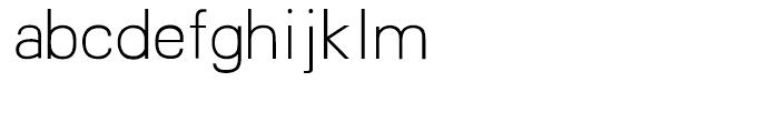HY Xi Deng Xian Simplified Chinese BJ Font LOWERCASE