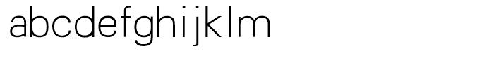 HY Xi Deng Xian Simplified Chinese J Font LOWERCASE