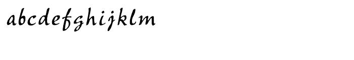 HY Xing Kai Simplified Chinese J Font LOWERCASE