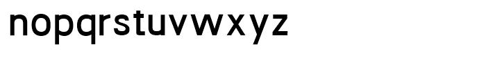 HY Zhong Hei Traditional Chinese B5 Font LOWERCASE