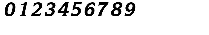Hybrid Bold Italic Font OTHER CHARS