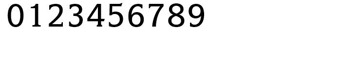 Hybrid Medium Font OTHER CHARS