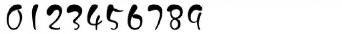 HYDai Yu J Font OTHER CHARS
