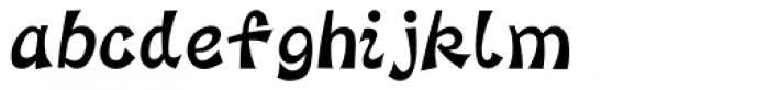 HYDie Yu J Font LOWERCASE