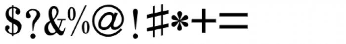 HYZhong Kai J Font OTHER CHARS
