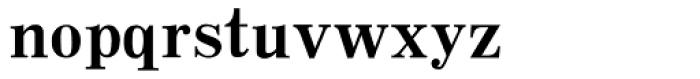 HYZhong Kai J Font LOWERCASE
