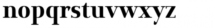 Hybi10 Metal Bold Font LOWERCASE