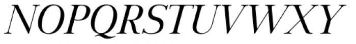 Hybi10 Metal Italic Font UPPERCASE