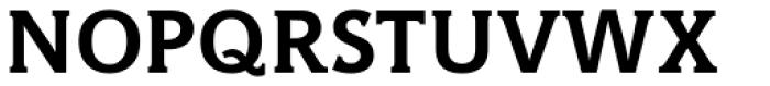 Hybrid Bold Font UPPERCASE
