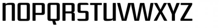 Hydrargyrum B Medium Font UPPERCASE