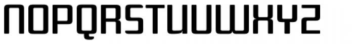 Hydrargyrum C Medium Font UPPERCASE