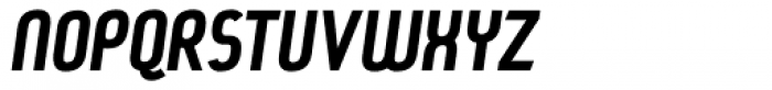 Hydrate Bold Italic Font UPPERCASE