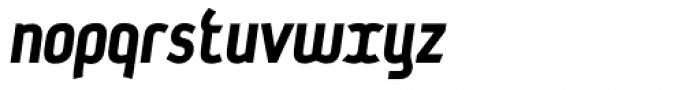 Hydrate Bold Italic Font LOWERCASE
