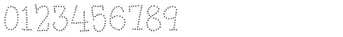 Hyggebukser Dot 2 Font OTHER CHARS