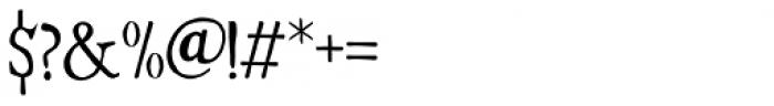 Hyldemoer Font OTHER CHARS
