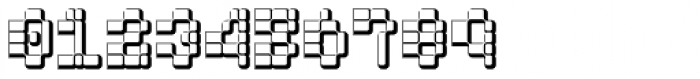 Hypercell DNA Font OTHER CHARS