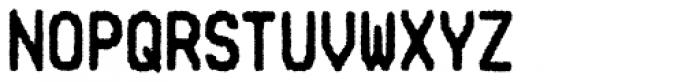 Hypermarket Bold Font UPPERCASE